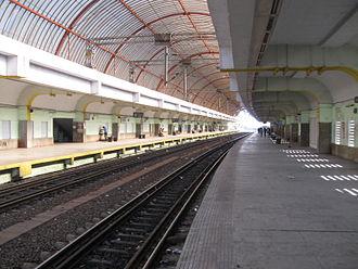 Chepauk - Chepauk MRTS station