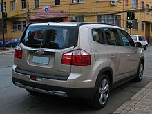 Diesel Chevy Cruze Chevrolet Orlando - Wikipedia