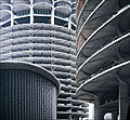 Chicago, IL—The Corn Cob Buildings 2 (Bertrand Goldberg, arch).jpg
