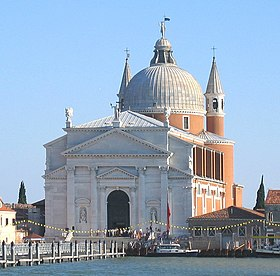 Image illustrative de l'article Église du Rédempteur de Venise
