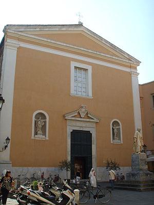Santa Maria del Carmine, Pisa - Facade