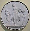 Childhood and Spring, Bertel Thorvaldsen, designed 1836, marble - Germanisches Nationalmuseum - Nuremberg, Germany - DSC03381.jpg