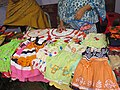 Children dresses display at a stall of Unnayan Mela 2018 at Comilla Town Hall 13 January, 2018.jpg