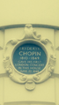 Chopin Blue Plaque.png