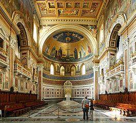 Chor Apsis San Giovanni Laterano Rom.jpg