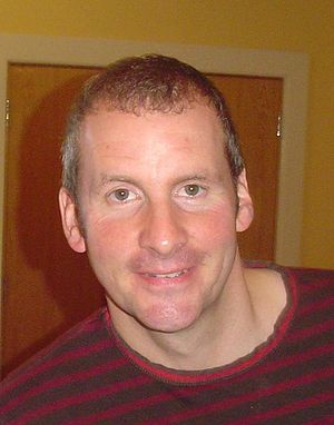 Chris Barrie - Chris Barrie at Dimension Jump XI (2004)