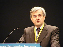 Chris Huhne MP