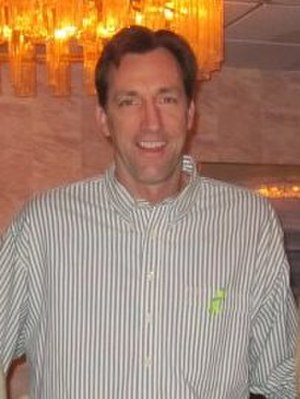 Chris Dudley - Dudley at the 2010 Dorchester Conference in Seaside, Oregon