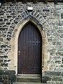 Christ Church, Douglas-in-Parbold, Doorway - geograph.org.uk - 702763.jpg