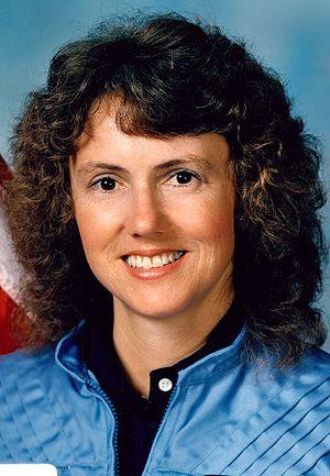 Sharon Christa Corrigan McAuliffe