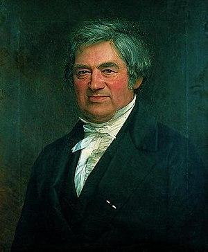 Christian Jürgensen Thomsen - J. V. Gertner, Christian Jürgensen Thomsen, 1849