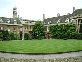 Christ's College First Court