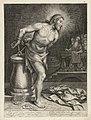 Christus aan de geselpaal Matteus 2726 Marcus 1515 Johannes 191. NL-HlmNHA 1477 53009986.JPG