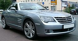 Chrysler Crossfire Coupé (2003–2007)