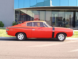 Chrysler Valiant Charger - Chrysler VH Valiant Charger R/T