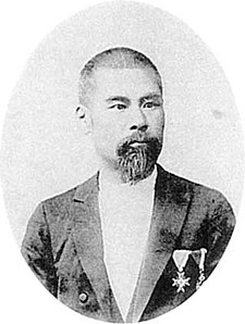 Chujiro Sasaki, Professor of Zoology, Entomology & Sericulture.jpg