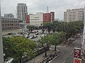 Chung Ai Barrack parking lot on Yanping South Road 20180616.jpg