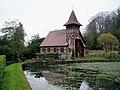 Church and millpond at Rickford - geograph.org.uk - 136378.jpg