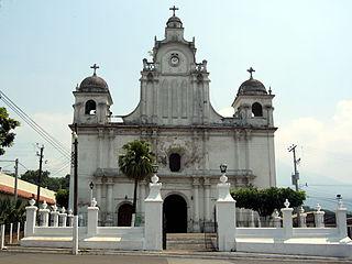 Izalco Municipality in Sonsonate, El Salvador