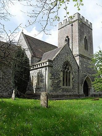 Boyton, Wiltshire - Image: Church of St. Mary, Boyton geograph.org.uk 1751156