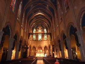 Church of St. Mary the Virgin (Manhattan) - Wikipedia, the ...