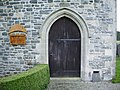 Church of the Holy Ghost, Middleton, Doorway - geograph.org.uk - 614253.jpg