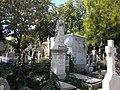 Cimitirul Bellu Ortodox, Bucuresti, ROMANIA, (Mormantul Haricliei Darclee).JPG