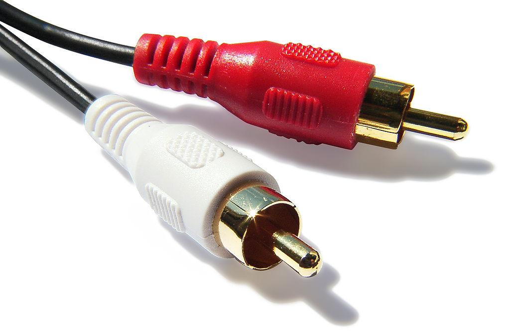 connecteur rca