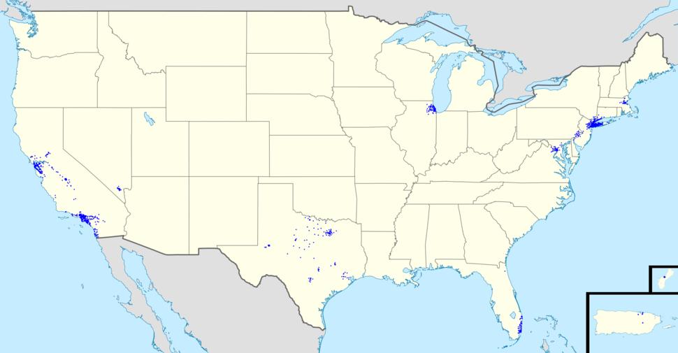 Citibank footprint 2010-03