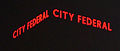 City Federal Building sign, night.jpg