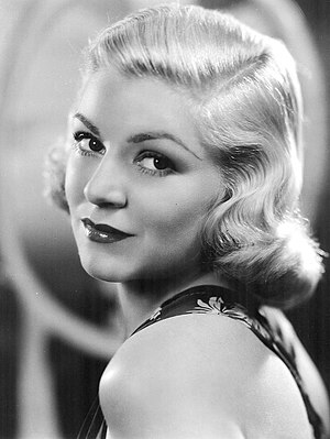 Claire Trevor - Trevor in the 1930s.
