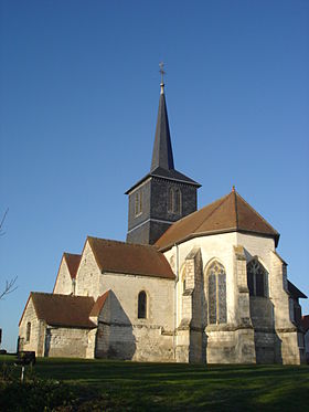 Église de Clamanges