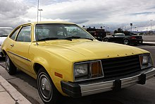 Ford pinto wikipedia 19791980 ford pinto sedan sciox Gallery