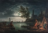 Claude-Joseph Vernet - The four times of day- Night - Google Art Project.jpg