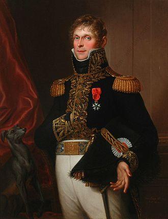 Claude François Ferey - Claude François Ferey by F.G. Weitsch (1808)