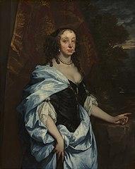 Portrait of Mrs. Leneve