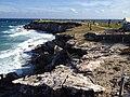 Cliff of the dawn - Isla Mujeres.jpg