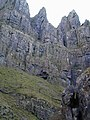 Cliffs at Cheddar Gorge - geograph.org.uk - 45593.jpg