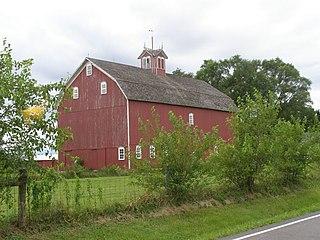 Clinton D. Gilson Barn