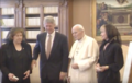 Clintons meet pope in 1994 M.png