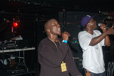 Picture of a band or musician: Clipse