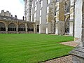 Cloisters, Westminster Abbey - geograph.org.uk - 1404997.jpg
