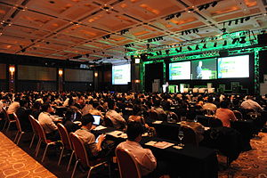 Building and Construction Authority - Close to 1,000 delegates attended the International Green Building Conference 2011