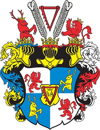 Battle of Kirchholm - Image: Coat of Arms of Duchy of Courland
