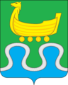 Coat of Arms of Krivandinskoe rural settlement (Moscow Oblast).png