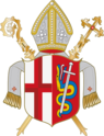 Coat of arms of Diocese of Limburg.png