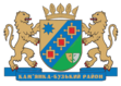 Coat of arms of Kamianka-Buzka raion.png