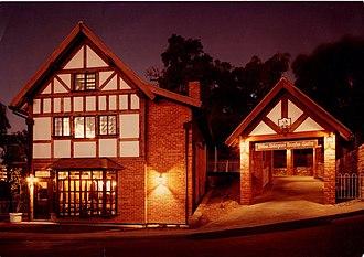 Bedfordale, Western Australia - Cobweb Restaurant and William Shakespeare Reception Centre