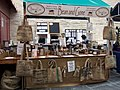 Coffee stall, Cardigan market - geograph.org.uk - 536719.jpg