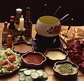 Colorful, meal, fondue Fortepan 89416.jpg